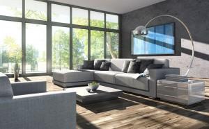 Geeigneter Bodenbelag fürs Wohnzimmer